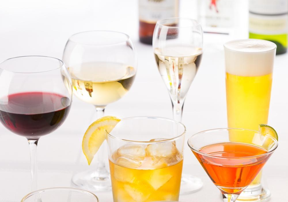 【2019年4月まで期間限定プラン】 ウエルカムドリンクを含め約30種類のお飲み物が全額サービスの平成最後の超お得なプラン!