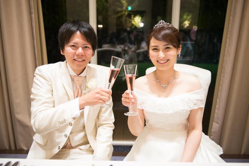 Kazuki & Shiori 様写真