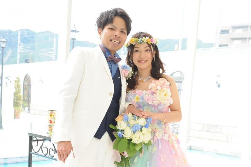Hirofumi &Miki 様 写真01