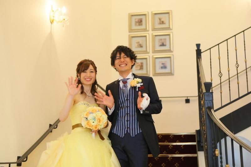Yuma & Satomi 様写真02