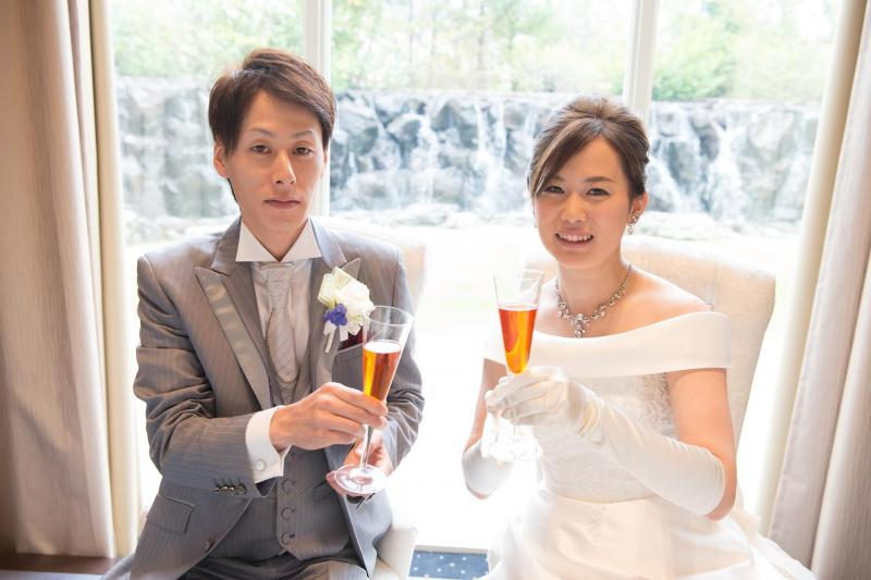 Hideyuki & Manami 様写真01
