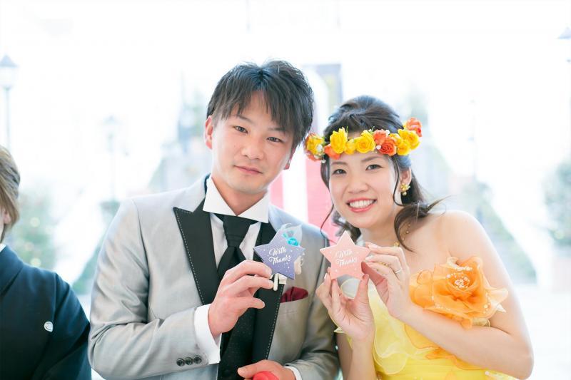 Tsubasa & Miku 様写真