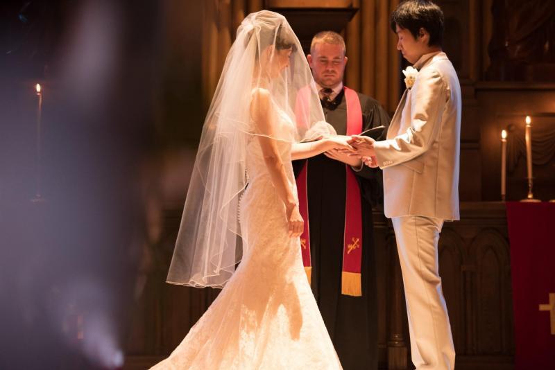 Yoshiki & Akemi 様写真02