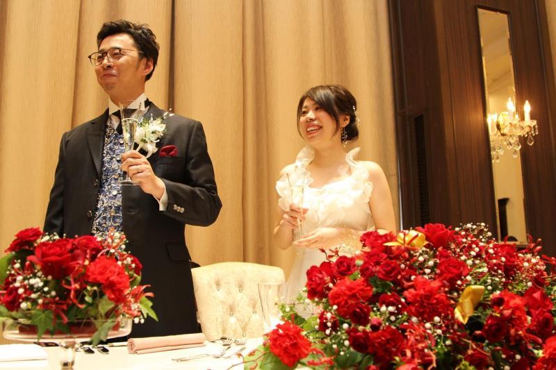 Sho & Narumi 様写真