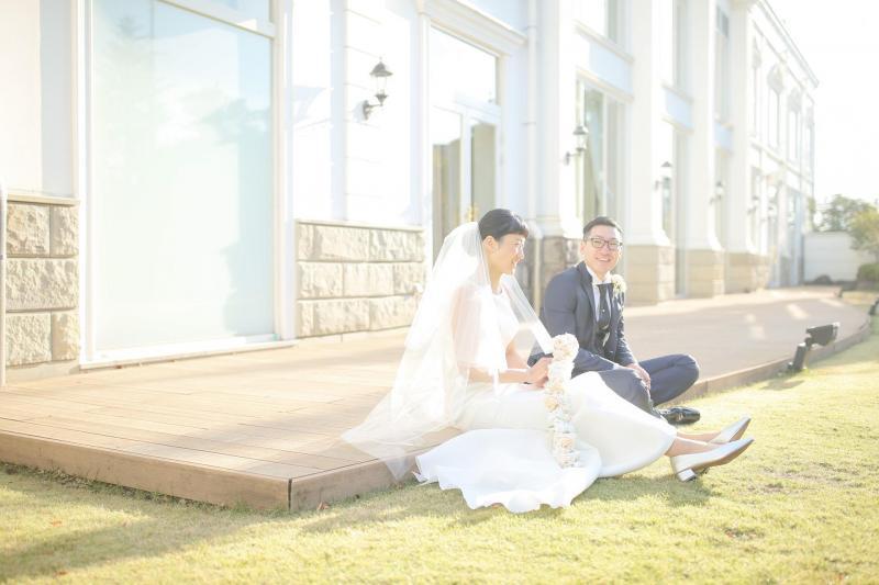 Tomoya & Maiko 様写真